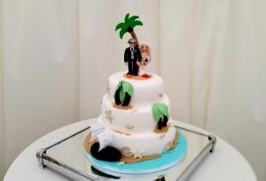 island-cake