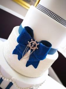 nautical-4-tier-wedding-cake