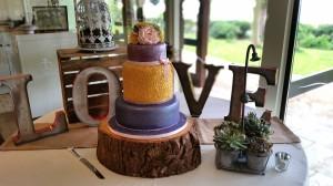 sequin-cake